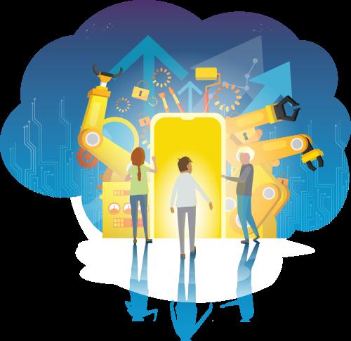 smart digital factory - organisatie