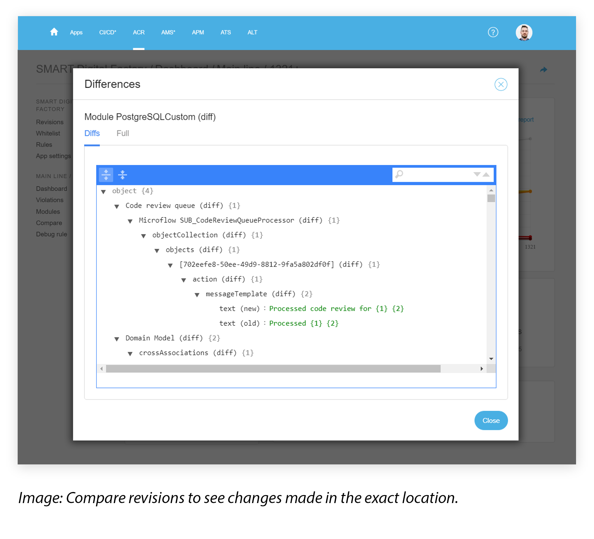 Mendix deep code review